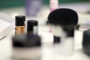 líčení make-up vybavení